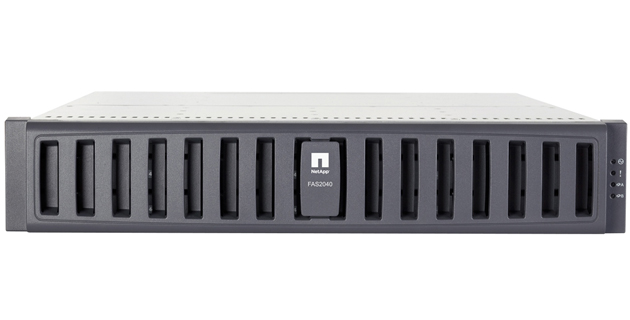 NetApp Fabric-Attached Storage